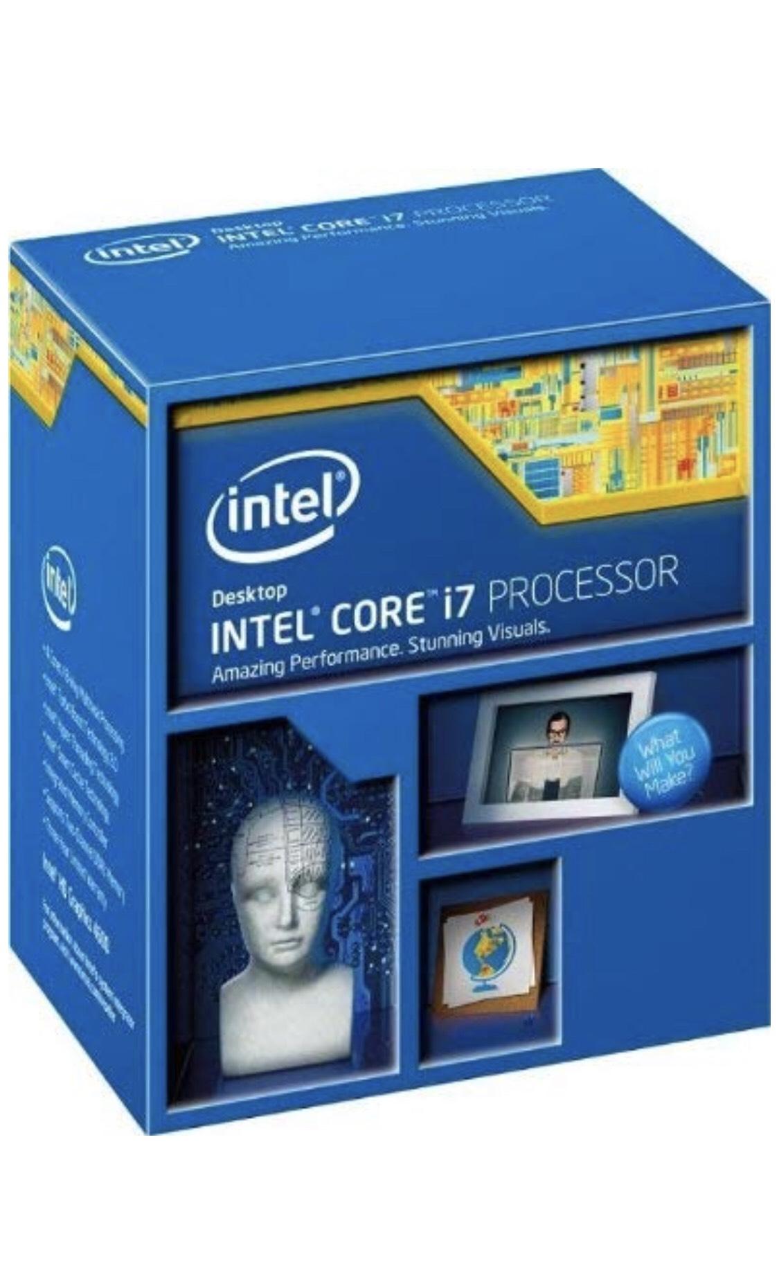 Amazon: Intel Core i7-4790S Processor (8M Cache, 3.2 GHz) BX80646I74790S