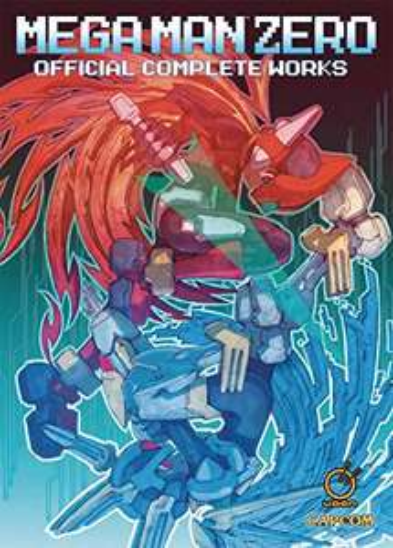Amazon: Mega Man Zero: Official Complete Works Pasta dura (preventa)