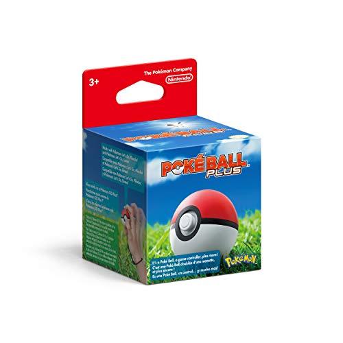 Amazon MX: Control Poké Ball Plus