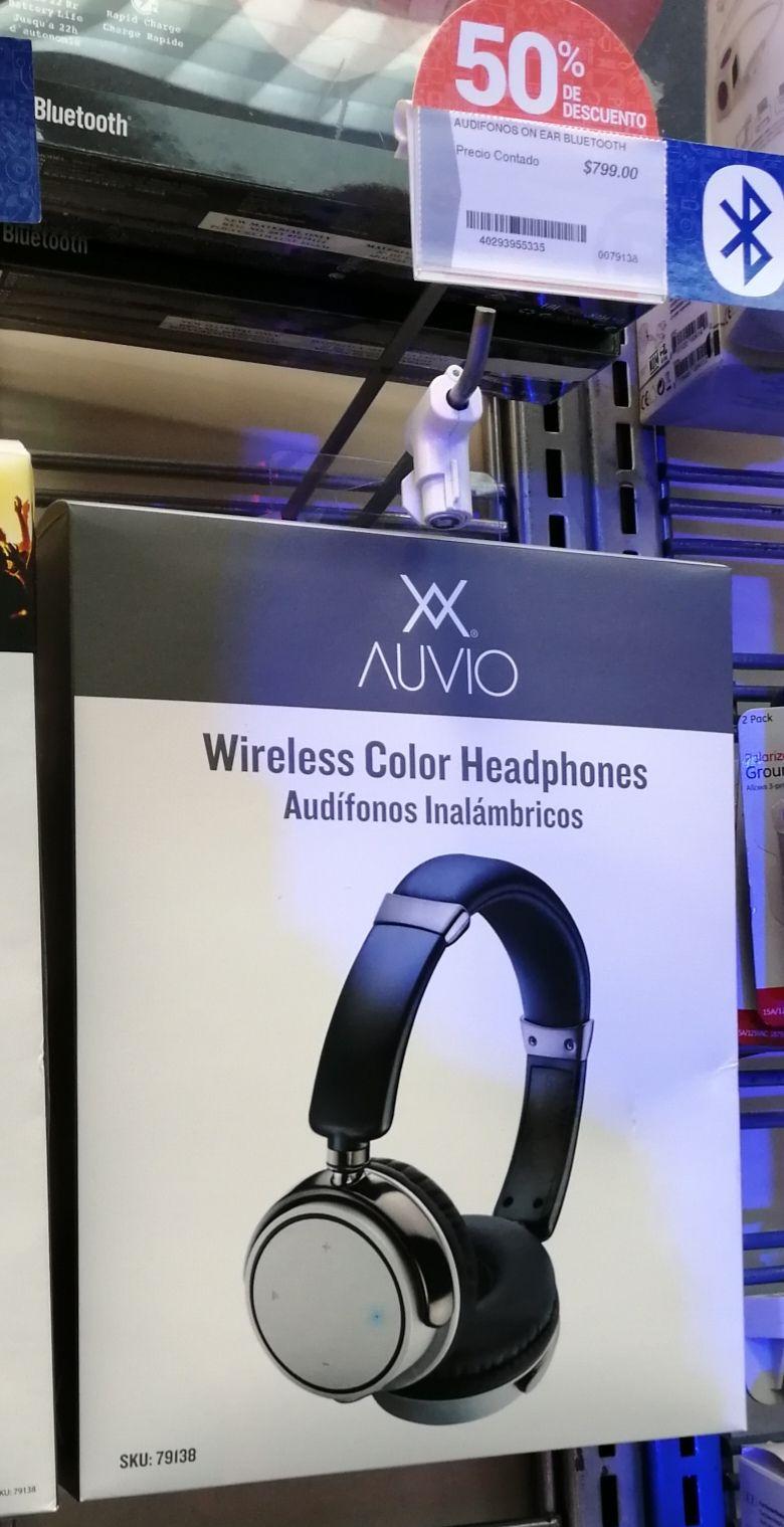 Radioshack: Audífonos Wireless Auvio