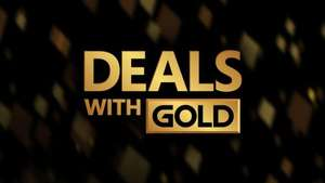 Xbox Live Gold: Deals With Gold 9 Al 16 De Abril