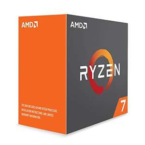 Amazon MX: AMD YD180XBCAEWOF Procesador Ryzen 7 1800X, 3.4Ghz, Socket AM4, sin Disipador, 95W