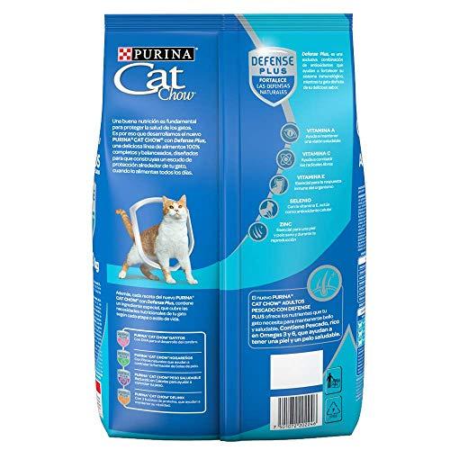 Amazon: Cat Chow Pescado Adulto 3 Kg