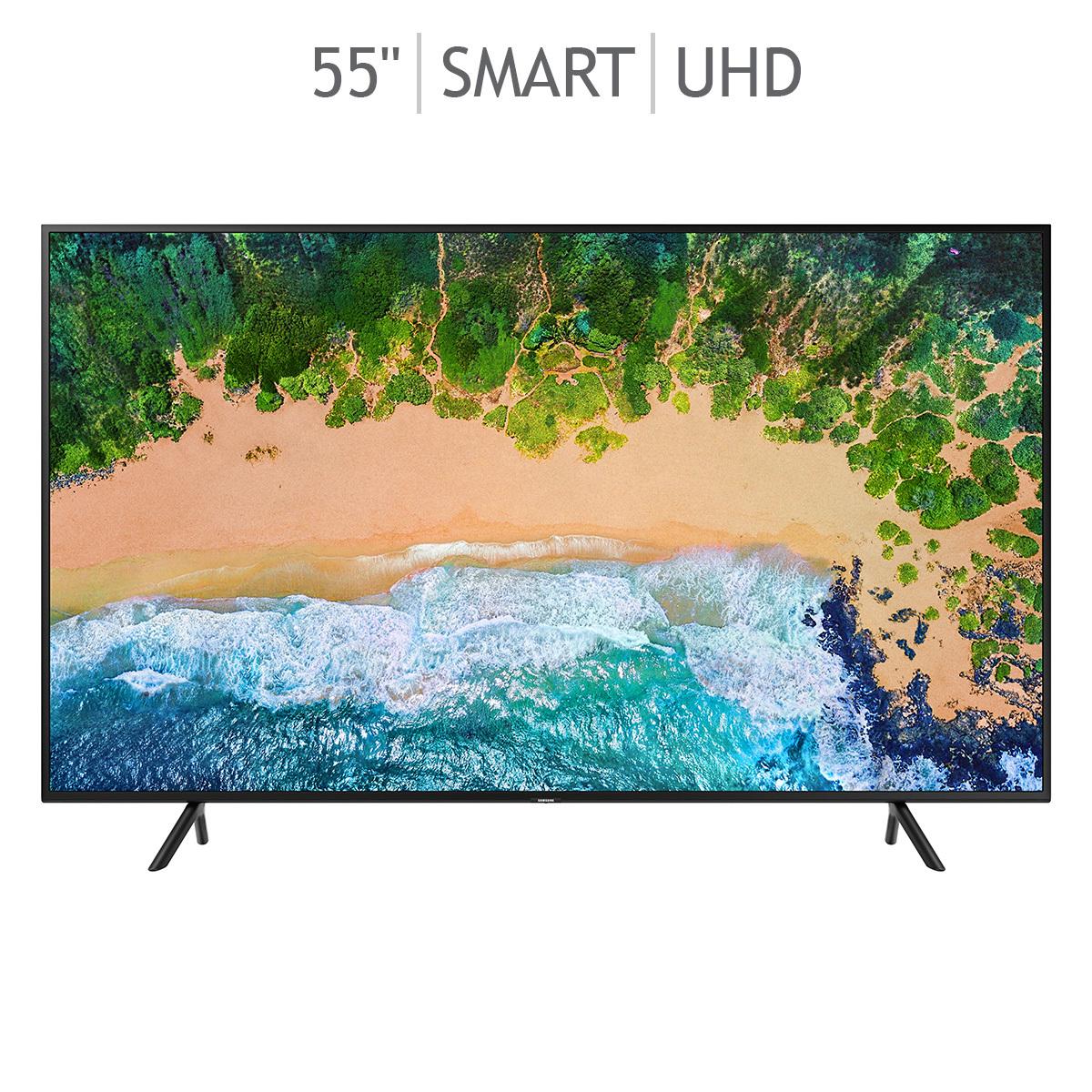 """Costco: Pantalla Samsung 55"""" Smart TV UHD 4K (Con Citibanamex)"""