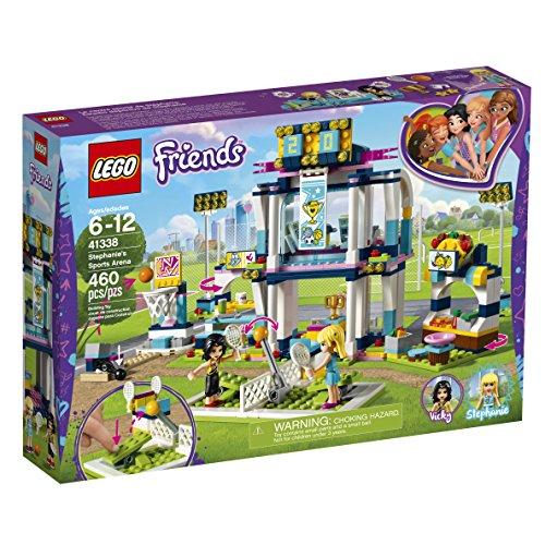 Amazon: LEGO Juego de Construcción Friends Estadio Deportivo de Stephanie (41338)