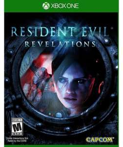 HEB Resident Evil Revelations para Xbox One y Ps4