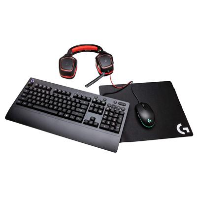 Digitalife Kit Gamer de Logitech (precio más envío)