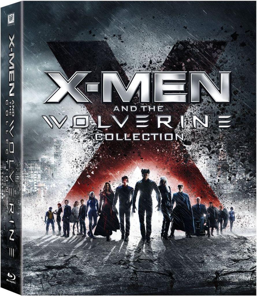 Amazon: X-Men & Wolverine Collection [Blu-ray][Importado]