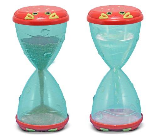 AMAZON Melissa & Doug Toy Embudo de Cangrejo con Forma de Reloj de Arena de $149 a $62.59