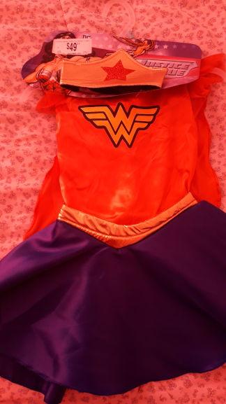 Chedraui: Disfraz Mujer Maravilla