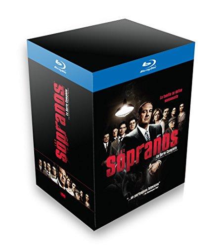 Black Friday Amazon: Sopranos serie completa blu-ray