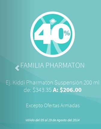 Farmacia San Pablo: 3x2 en papillas y jugos Gerber, rastrillos Gillette y más