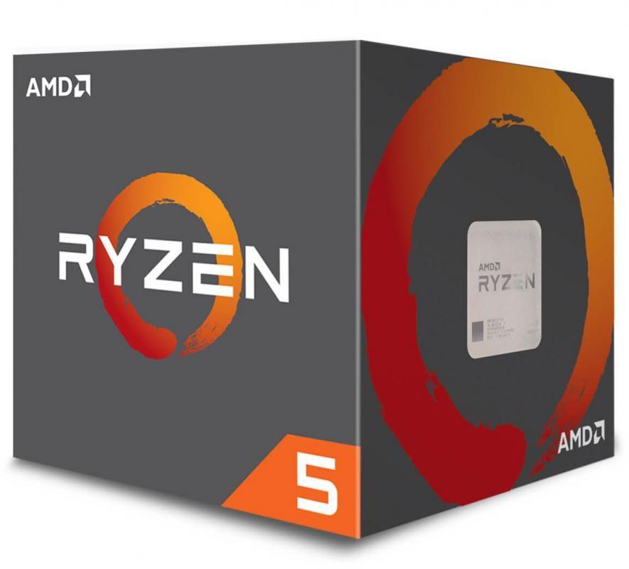 Cyberpuerta: Ryzen 5 2600 $3,129
