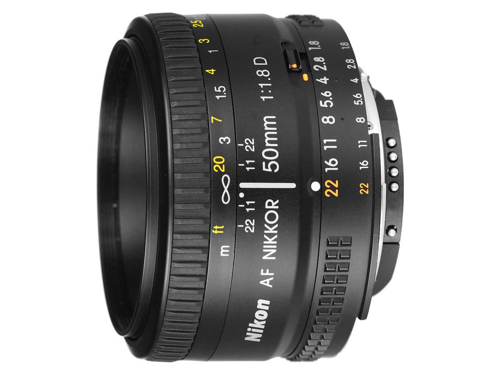 Liverpool: Lente Nikon AF Nikkor 50mm f/1.8D
