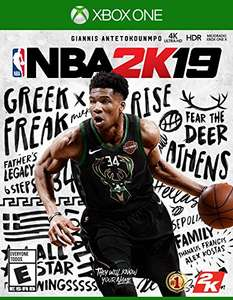 Amazon: NBA 2K19 - Xbox One