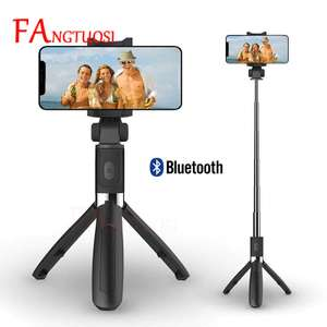 Aliexpress: Selfie Stick 3 en 1 Bluetooth plegable de mano