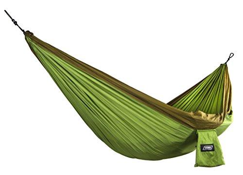 Amazon: Camco - Hamaca de Camping Doble, Verde/Oliva