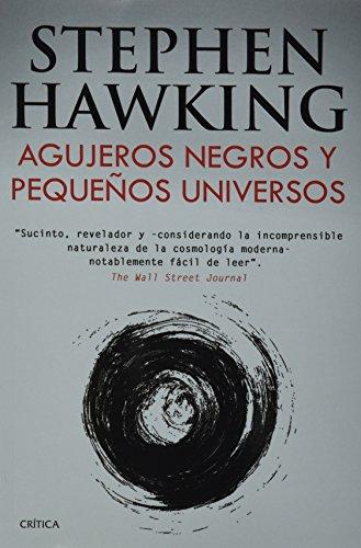 Amazon Libro Stephen Hawking Agujeros negros y pequeños universos Stephen Hawking