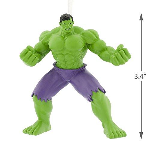 Amazon Decoración navideña Hulk Marvel Avengers