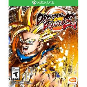 Microsoft Store: Dragon Ball FighterZ para Xbox One