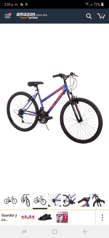 "Amazon: Huffy Alpine - Bicicleta rodada 26"""