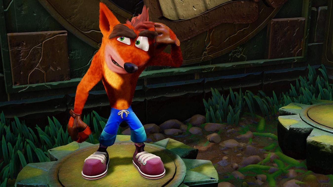 Microsoft Store: Crash Bandicoot™ N. Sane Trilogy para Xbox one