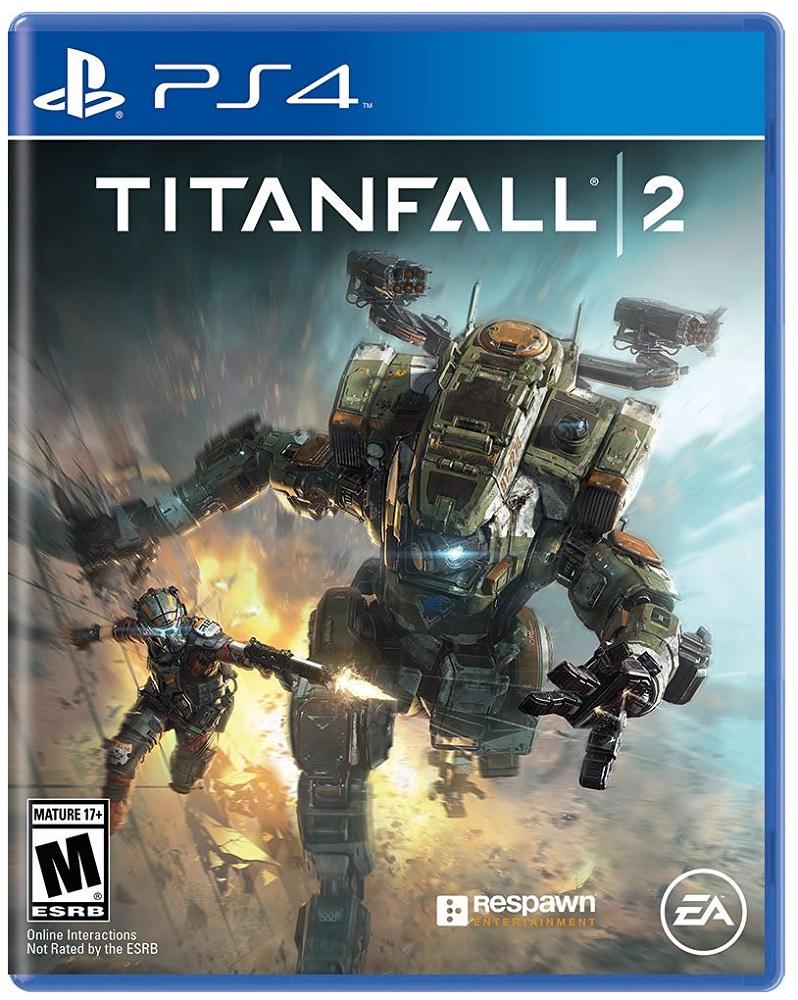 Best Buy: Titanfall 2 - PlayStation 4