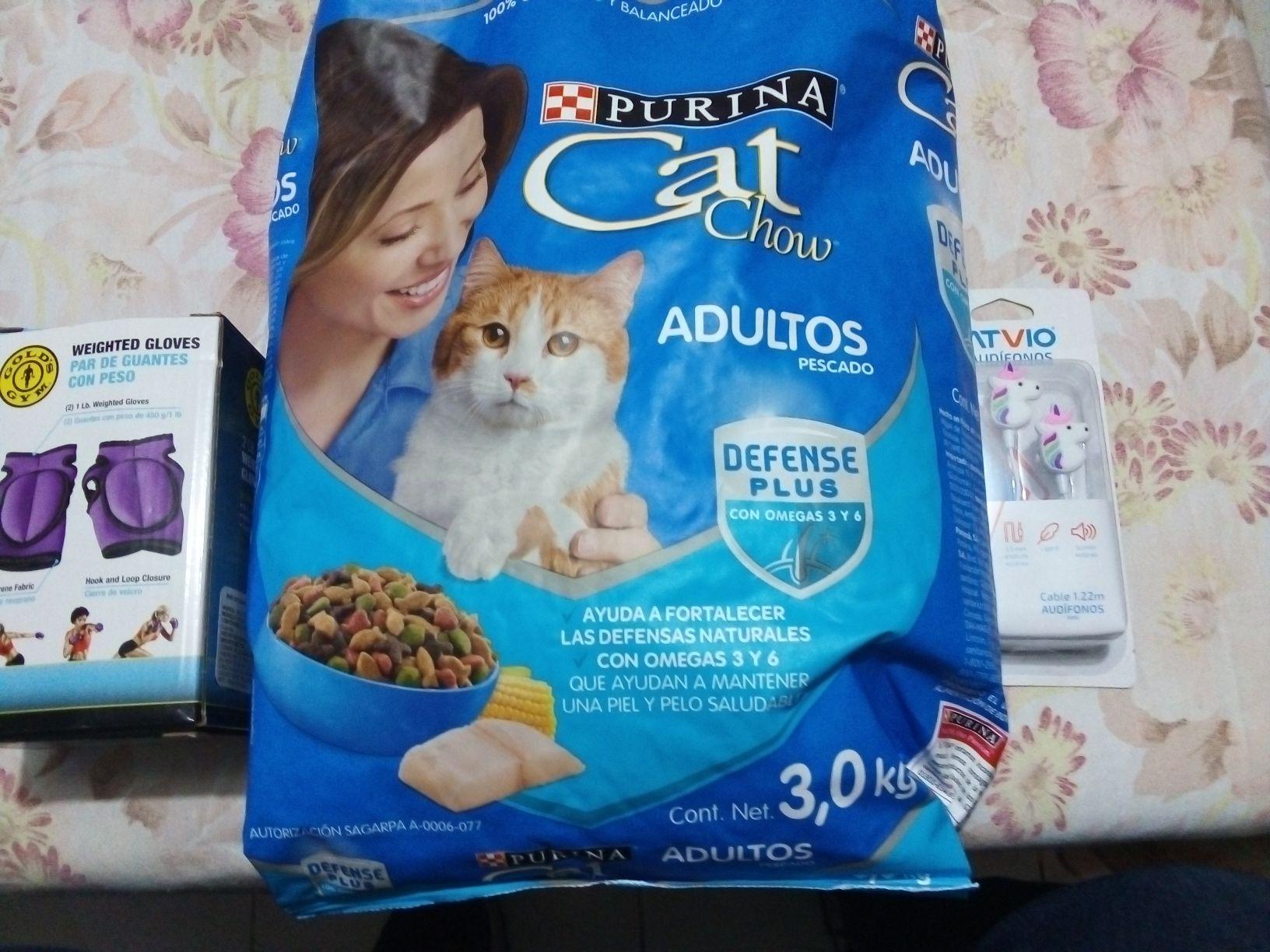 Bodega Aurrera San Agustín en Ecatepec: Cat Chow 3kg y más