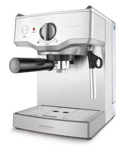 Black friday en Amazon MX: Cafetera Espresso Breville Venezia BES250XL