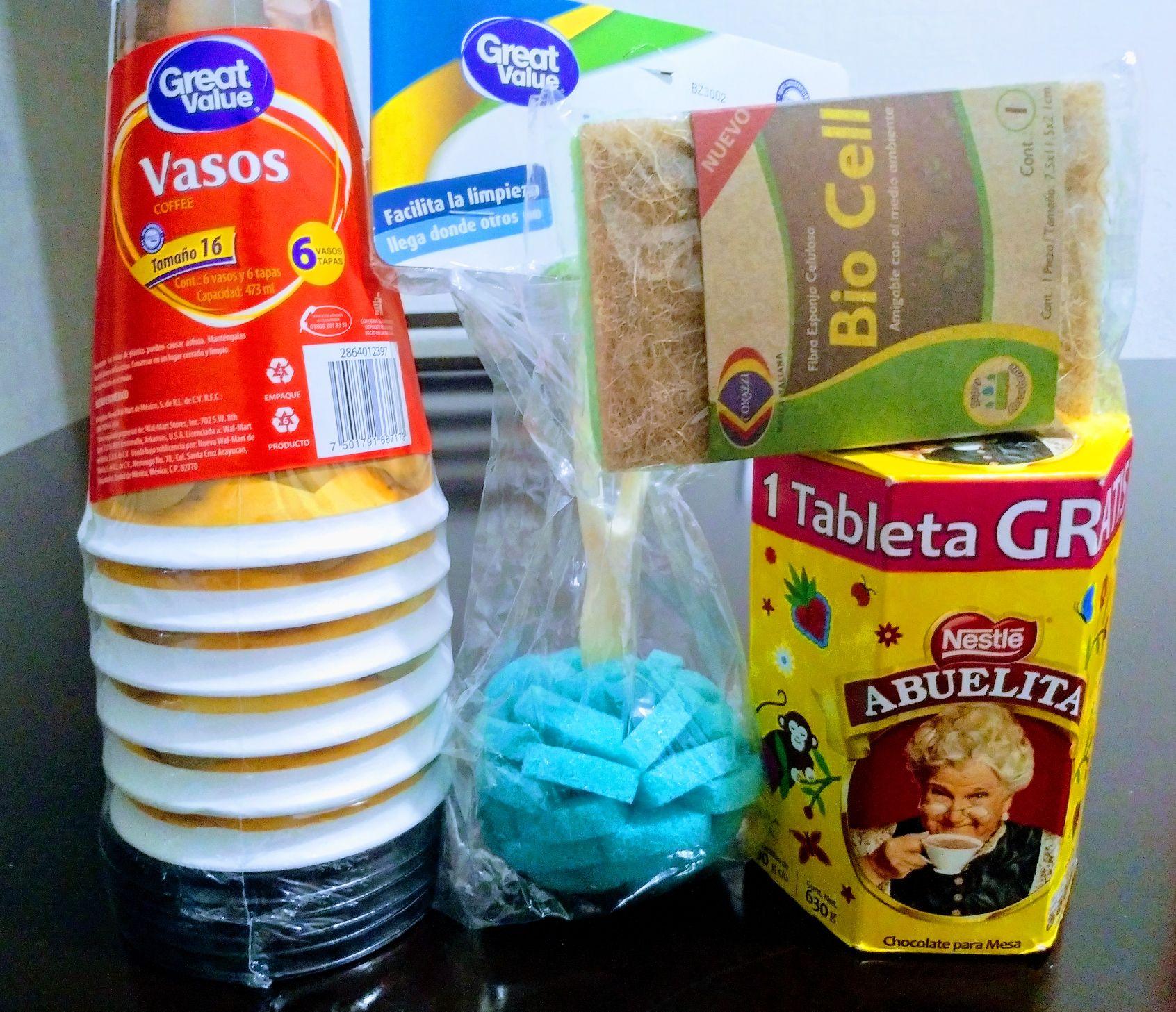 Walmart: Chocolate abuelita 630g