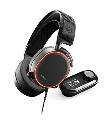 Amazon: Audífonos Gaming SteelSeries Arctis Pro + GameDAC - Hi-Res