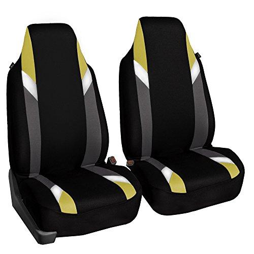 Amazon: Set fundas de asiento para auto 2 piezas