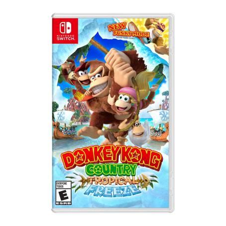 Sam's Club: Donkey Kong Country: Tropical Freeze Nintendo Switch