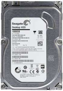 Amazon México: Seagate Barracuda 3.5 1 TB SATA3, 6 GB/S 7200RPM