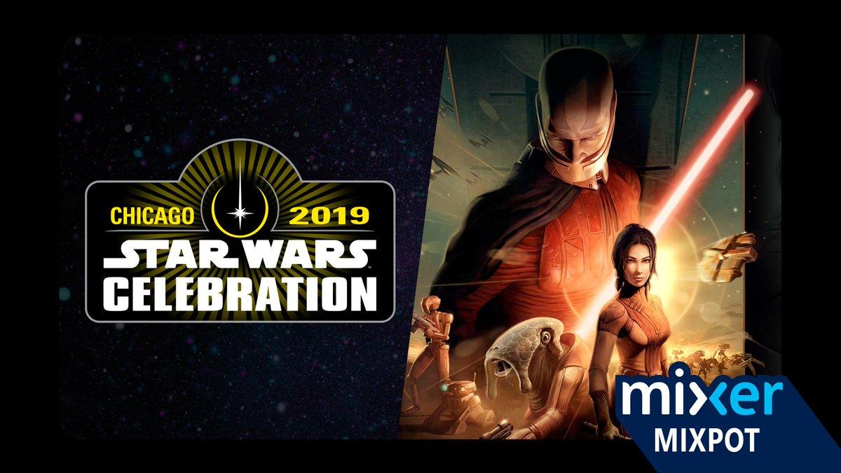 Mixer - Xbox: Star Wars KOTOR gratis