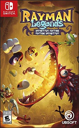 Amazon MX: Rayman Legends Definitive Edition para Nintendo Switch