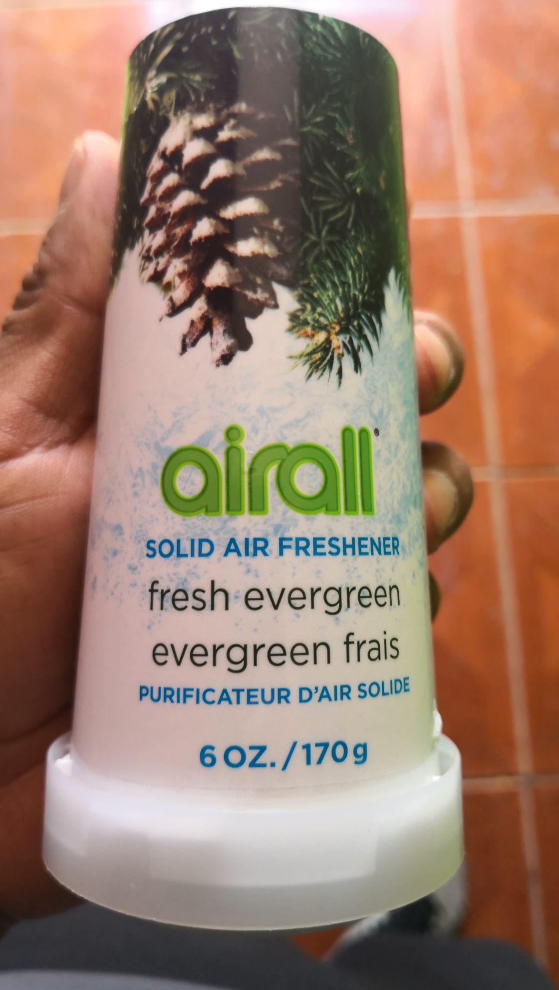 Walmart: Aromatizante en gel Airall