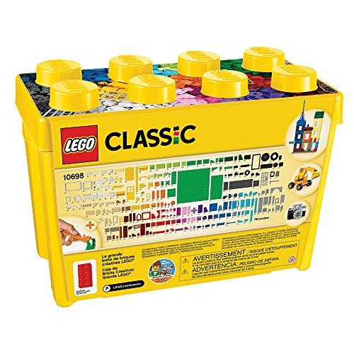 Amazon MX: Lego classic con caja
