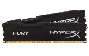 Mercado Libre Kingston: Memoria Ram para PC HyperX Fury 8GB Kit 2x4GB 1866MHz