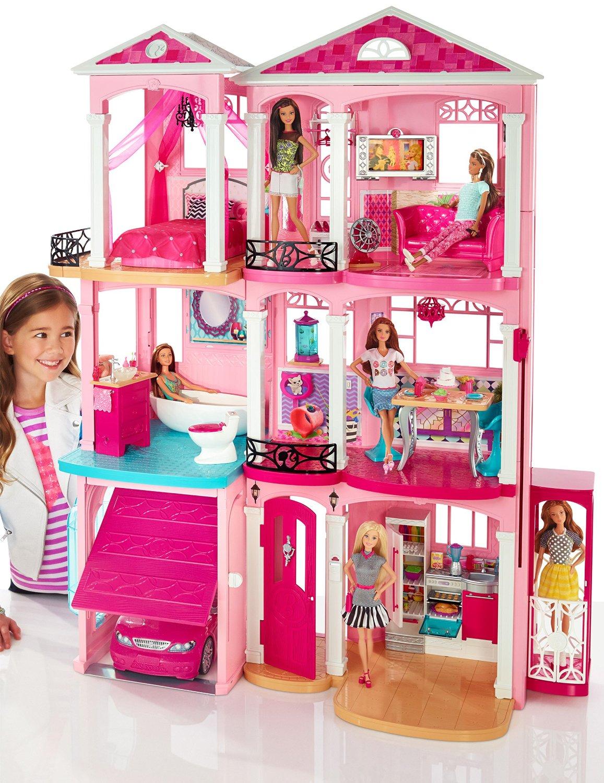 Barbie Casa de los Sueños Amazon