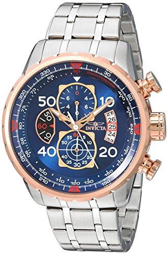 Amazon MX: Invicta Aviator 17203 Reloj para hombre (Vendido por Amazon USA)