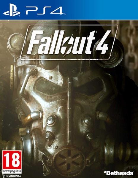 Linio: Fallout 4 para PS4 en 680 + Envío