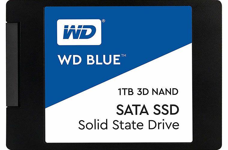 Amazon: WD Blue 3D NAND SSD 1TB
