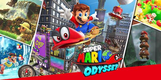Nintendo Suecia : Super Mario Odyssey barato en E-Shop