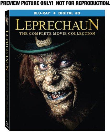 Amazon MX: Leprechaun The Complete Movie Collection Bluray (Vendido por Amazon USA)