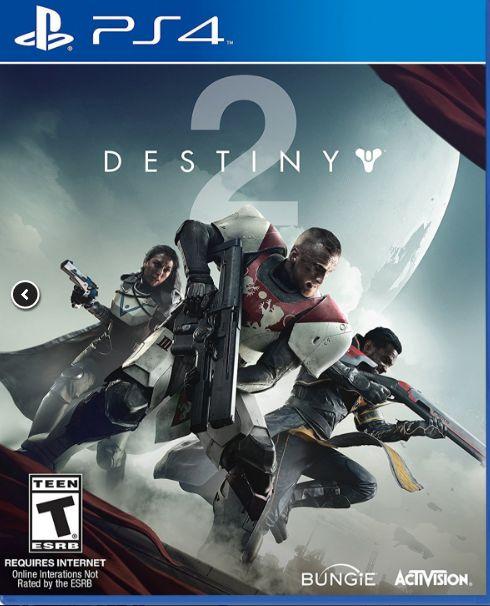 Game Planet: DESTINY 2 PS4