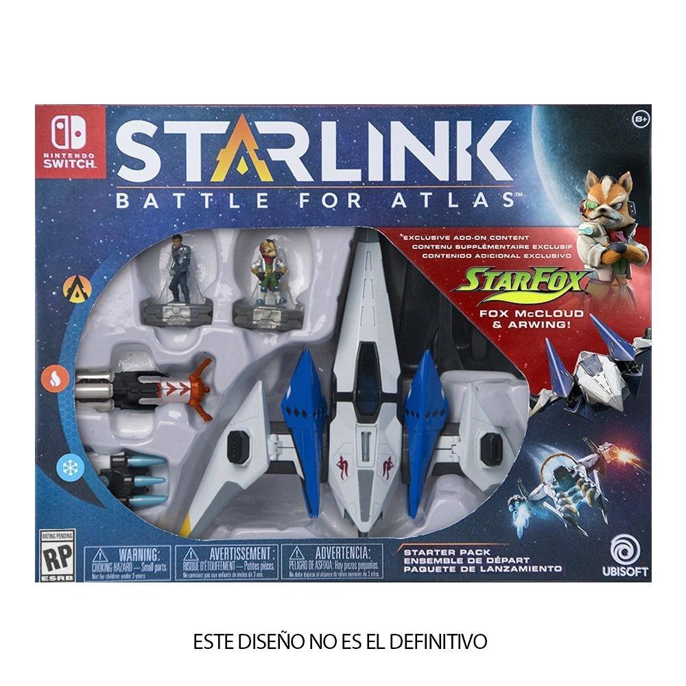Walmart: Starlink Battle for Atlas Starter Pack Nintendo Switch