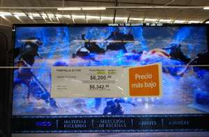 Sam's Club: Smart TV LG 43 pulgadas