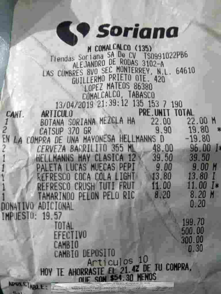 Soriana Mercado: Mayonesa Hellmans 948 gr + Dos catsup Del Monte