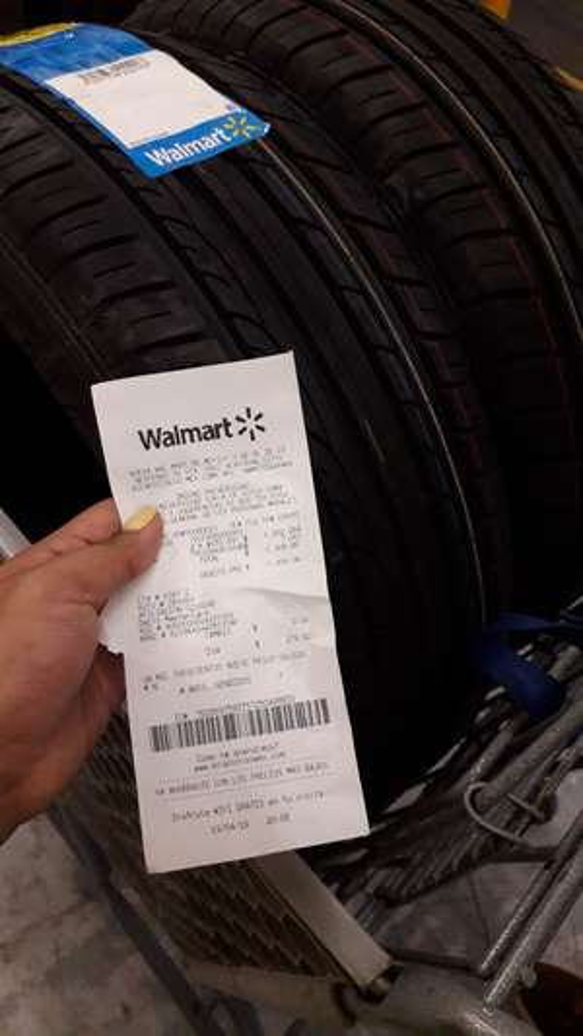 Walmart: Llanta Dunlop SP Sport 205/55/R16